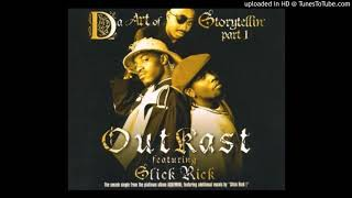 Download Outkast Ft. Slick Rick - Da Art Of Storytellin MP3 song and Music Video