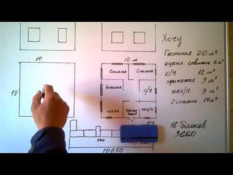Как правильно распланировать дом