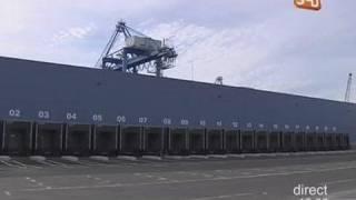 Cosiarma débarque au port de Sète