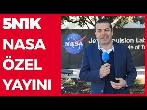 5N1K - NASA ÖZEL YAYINI