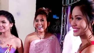 Asian Wedding - Cambodian Wedding Ceremony And Party Dinner - Youtube
