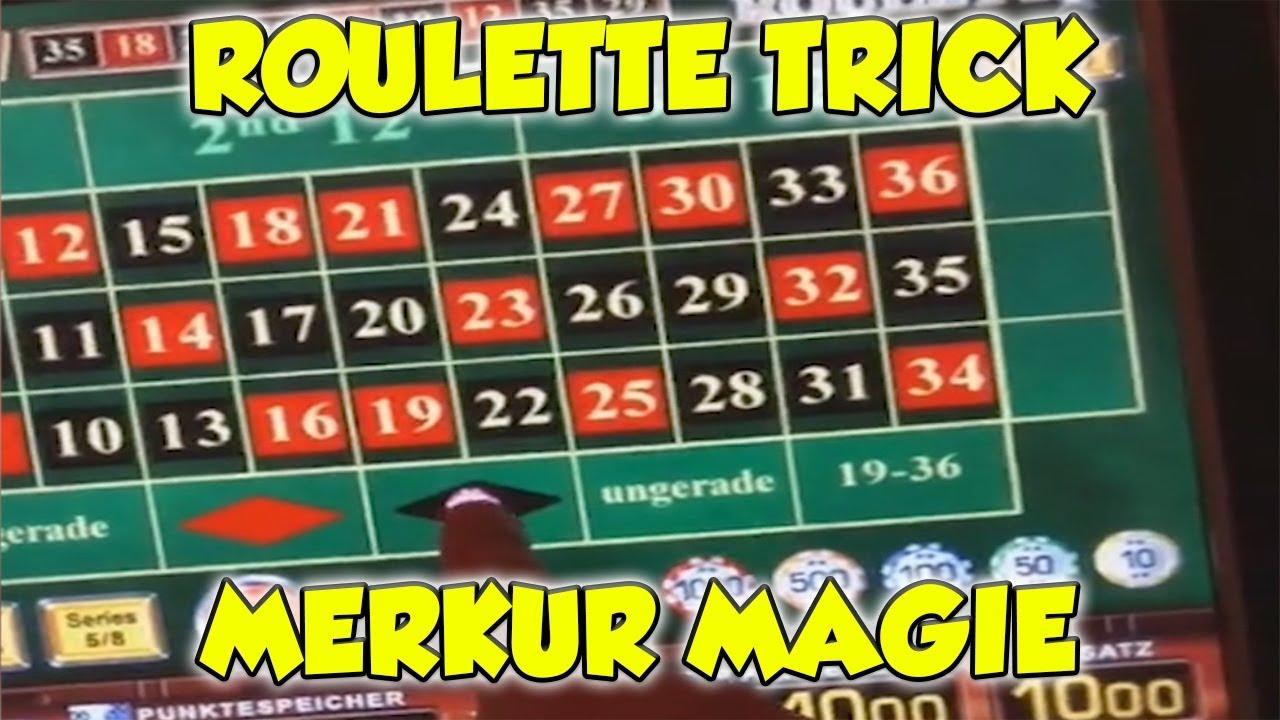 Merkur Magie Roulette