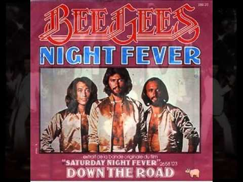 Bee Gees - Night Fever (Jim's Extended Mix)