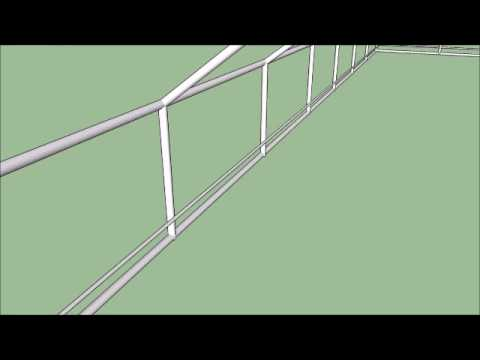 How To Install Metal Awning Canopy Frame Specialized In