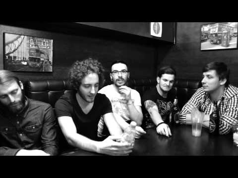 All The Shelters - Moscow Show & Interview