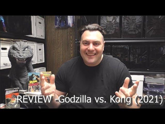 REVIEW - Godzilla vs. Kong (2021)