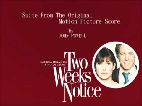 Suite From Two Weeks Notice YouTube – Two Weeks Notice