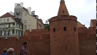 Барбакан. Варшава