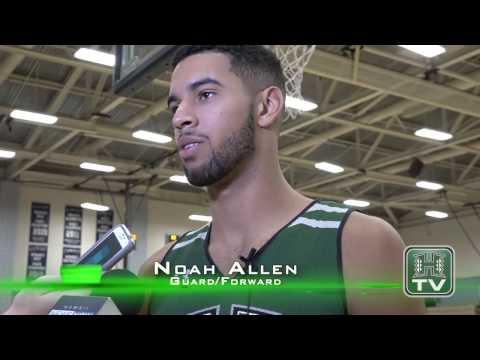 Hawaii Men's Basketball Readies For 2017 Big West Tournament