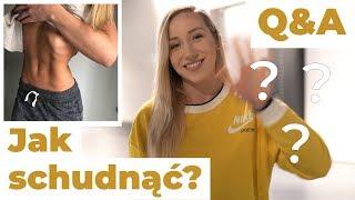 JAK SCHUDNĄĆ? DIETA, SŁODYCZE? Q&A