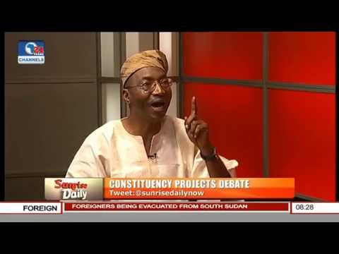 Constituency Project Is Unconstitutional - Legal Practitioner Pt 3