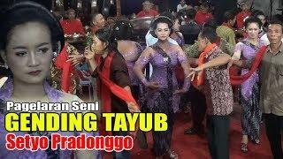 Pagelaran Budaya Gending Tayub Setyo Pradonggo Tulungagung Jawa Timur