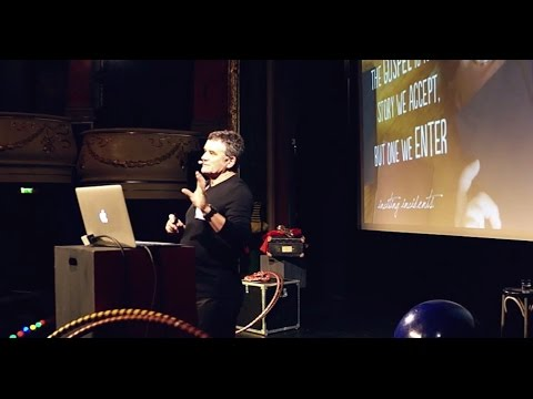 Mark Pierson: The Art of Curating Sacred Spaces For Engagement (Alibis for Interaction 2014)