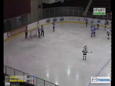 Ice Hockey - Israel vs. South Africa