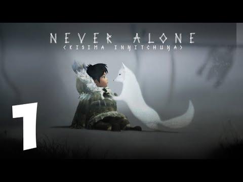 Never Alone [PS4] - Let´s Play en Español / Capítulo 1
