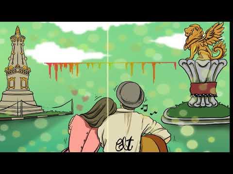 Empat Detik Sebelum Tidur - Jogja Dewata (Official Lyric Video)