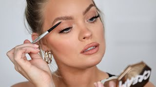HOW TO FILL IΝ EYEBROWS - Hacks, Tips & Tricks for Beginners! Bushy Brow Tutorial | Brianna Fox