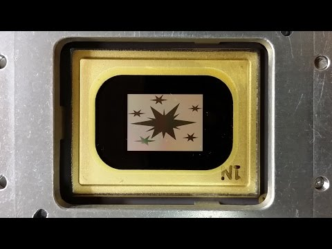 Digital Micromirror Devices - in-depth operation