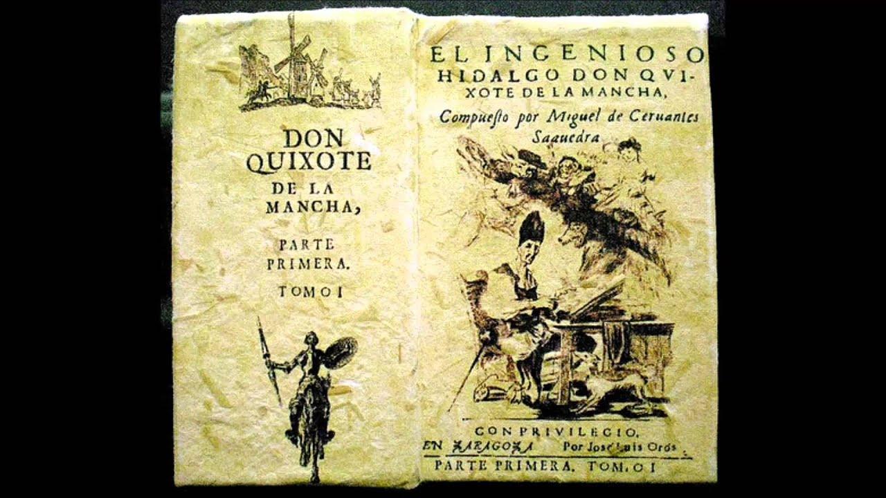 Don Quijote de la Mancha, audio libro capitulo 30 (1) - YouTube