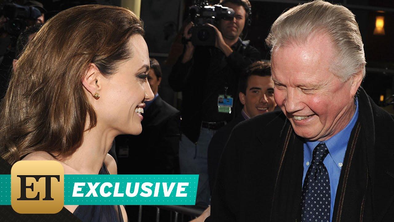 EXCLUSIVE: Jon Voight On Angelina Jolie's 'Severe' Split From Brad Pitt