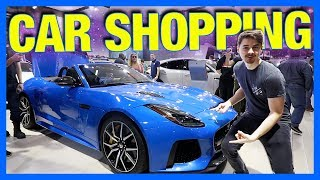 NEW CAR SHOPPING!!