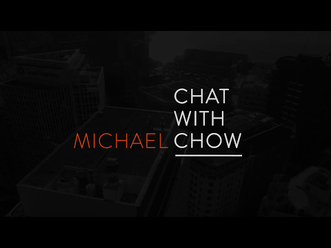 Chat with Chow: Michael Chow supports Local Sport