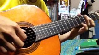 (나의 옛날 이야기)My old Story - IU(아이유) - guitar cover