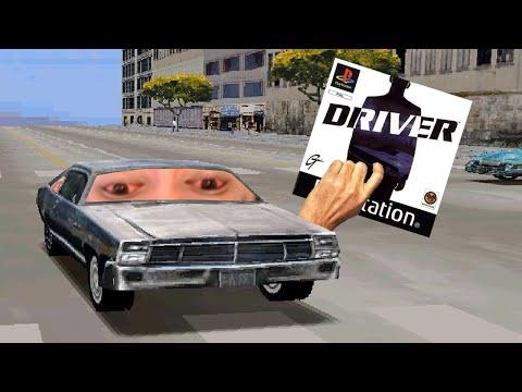DRIVER 20th Anniversary Retrospective | Minimme
