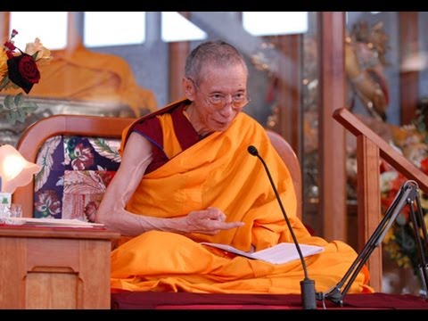 Achieving the Pure Land through Lamrim - Venerable Geshe Kelsang Gyatso