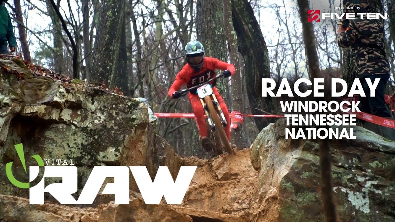 126ffa9399b DH RACE DAY - Vital RAW Windrock Tennessee National Pro GRT - YouTube