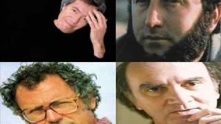 Quatro Quadras Soltas: Sérgio Godinho, Adriano Correia de Oliveira, Zeca Afonso e Fausto