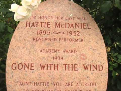 Kevin Grace talks about the memorial for actress Hattie McDaniel