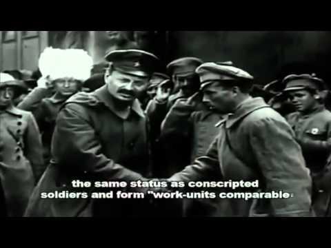 Leon Trotsky - Cynic And Sadist Of The Worst Sort