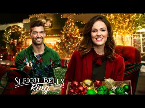 Christmas Bells Are Ringing Hallmark.Preview Sleigh Bells Ring Starring Erin Cahill And David Alpay Hallmark Channel