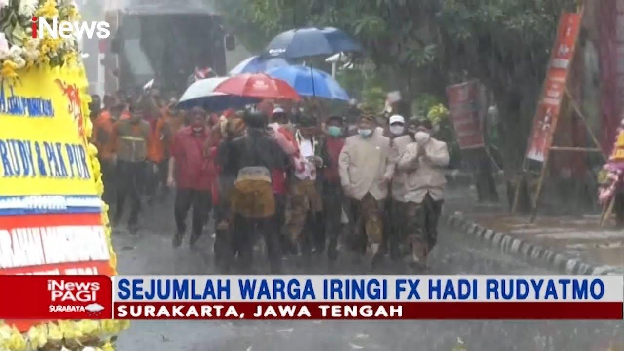 Download Lepas Jabatan, Warga Iringi Kepulangan FX Hadi Rudyatmo ke Kediaman Pribadinya - iNews Pagi 18/02