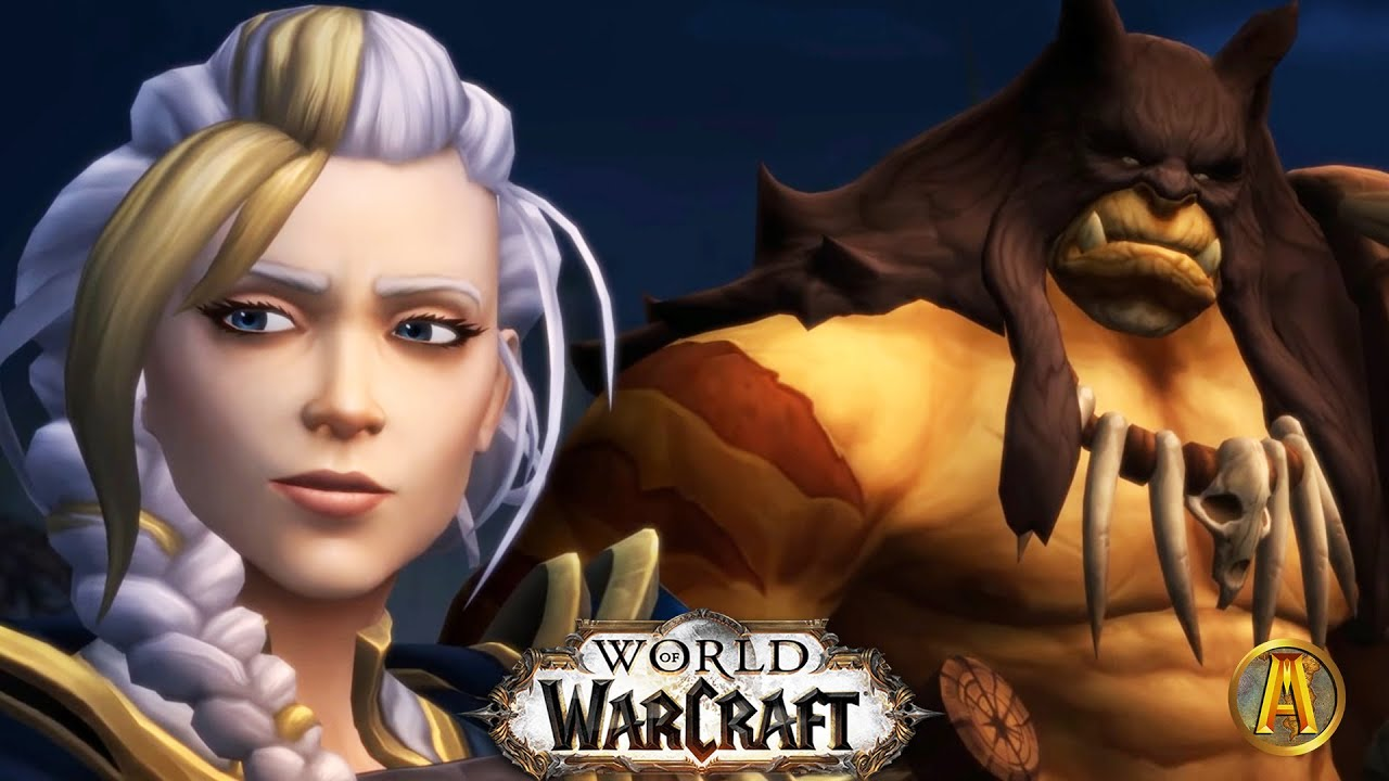 Saurfang's War Cinematic [8.2.5 WoW BFA: War Campaign Finale] thumbnail