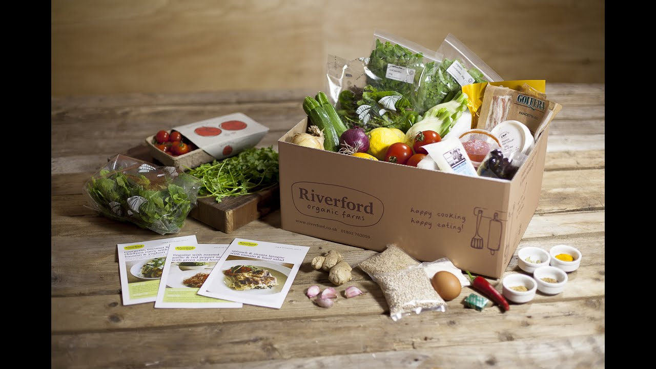 Riverford recipe boxes all you need to transform your cooking riverford recipe boxes all you need to transform your cooking youtube forumfinder Image collections