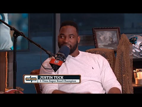 Justin Tuck on The Dan Patrick Show (Full Interview) 2/2/16
