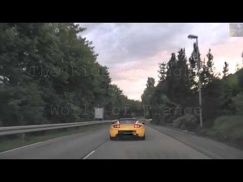 Frank N Jay - Electronic Music vs. E-Car (Tesla Roadster Performance)