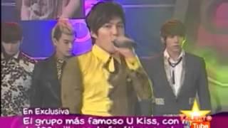 U-KISS in LIMA - PERU [01/11/12] DOS SAPOS UNA REINA . PARTE 1.