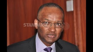CBK Governor: We are after money thieves