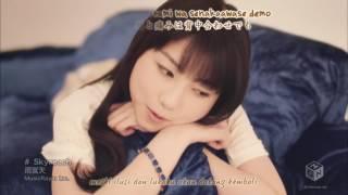 Amamiya Sora - Skyreach [Indonesian lyrics romaji subtitles]