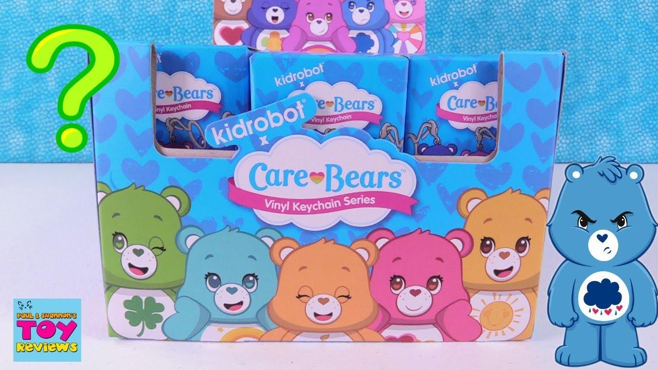 CARE BEARS COLLECTIBLE FIGURE SECRET BEAR SERIES 4 = BLIND BAG = NEW