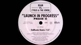 Скачать Beam Vs Cyrus The Joker Launch In Progress Phase II DuMonde Remix EMI Electrola 1999