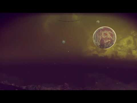 No Mans Sky Full Day/Night Cycle on Low Atmosphere Barren Wo
