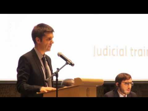 Judicial Training Principles: Presentation of the Draft Manila Declaration