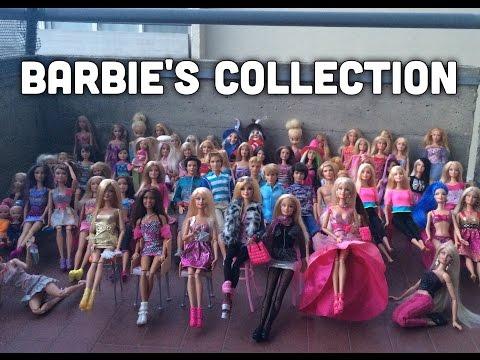 La collezione di Barbie(Speciale 5000 iscritti) 65 Barbie