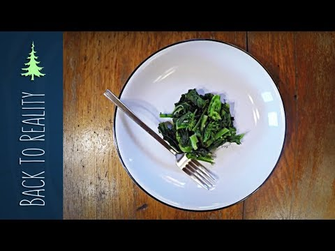 how to cook broccoli rabe youtube