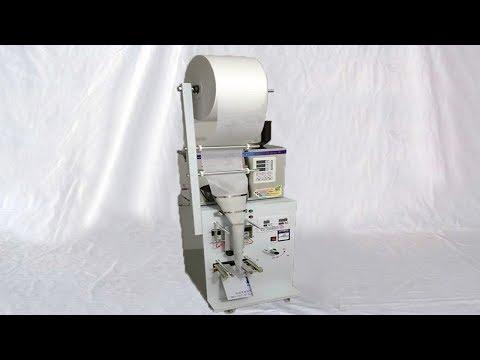 vertical bagging machine granules tea racking packaging equipment with multi heads weigher 茶葉包裝機立式