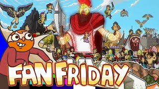 Fan Friday!! - Okhlos